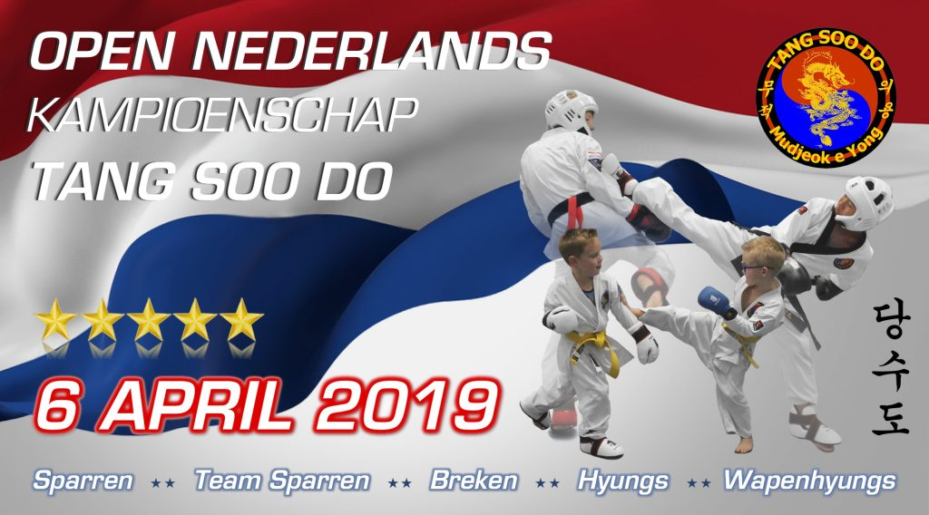 Open Nederlands Kampioenschap Tang Soo Do