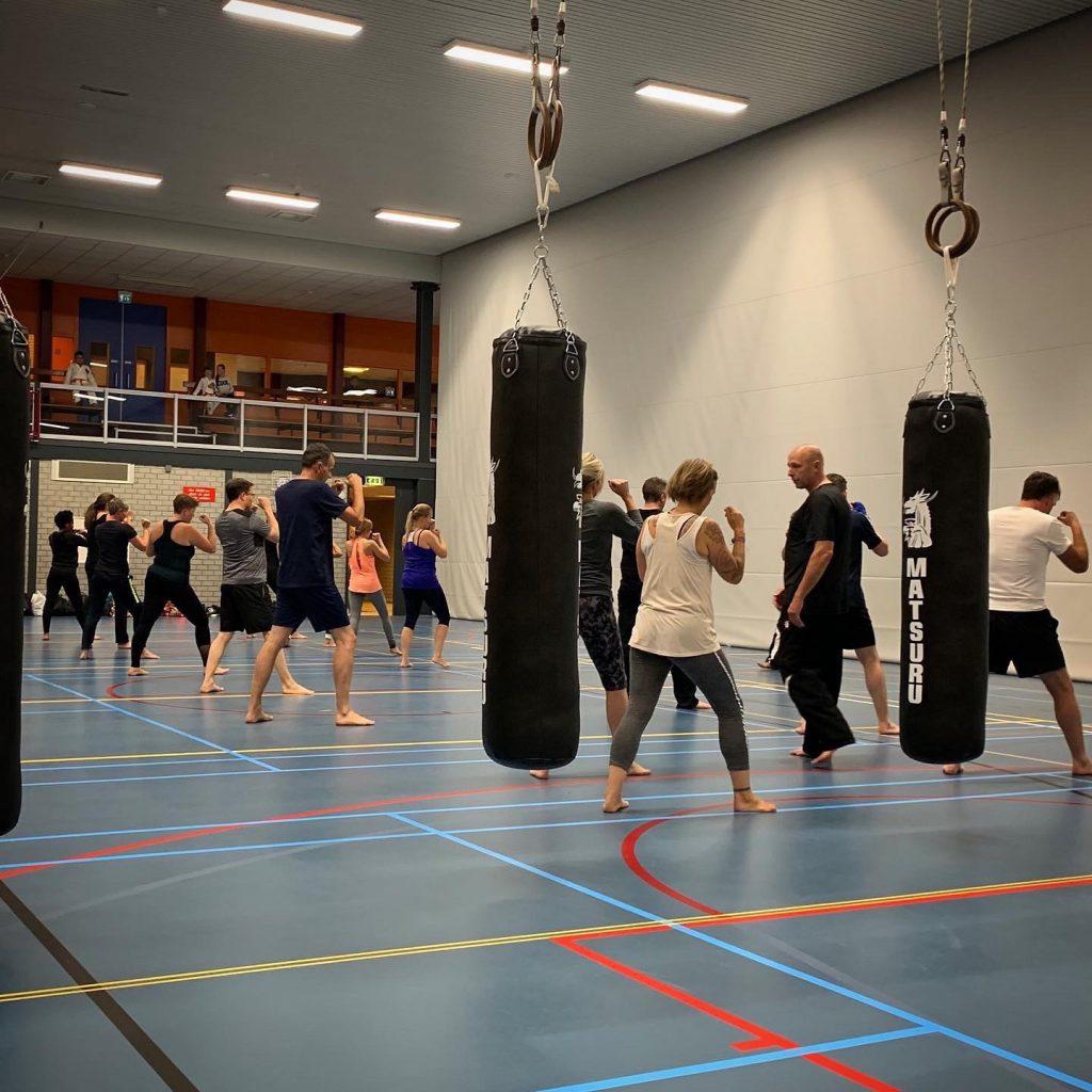 Kick of(f) Boxing H.I.Ambacht