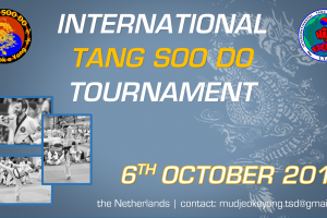International Tang Soo Do Tournament Holland 2018